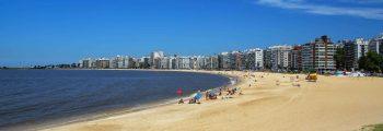 Depart Montevideo